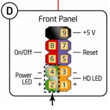 Motherboard Power Pinout - Wiring Diagrams •