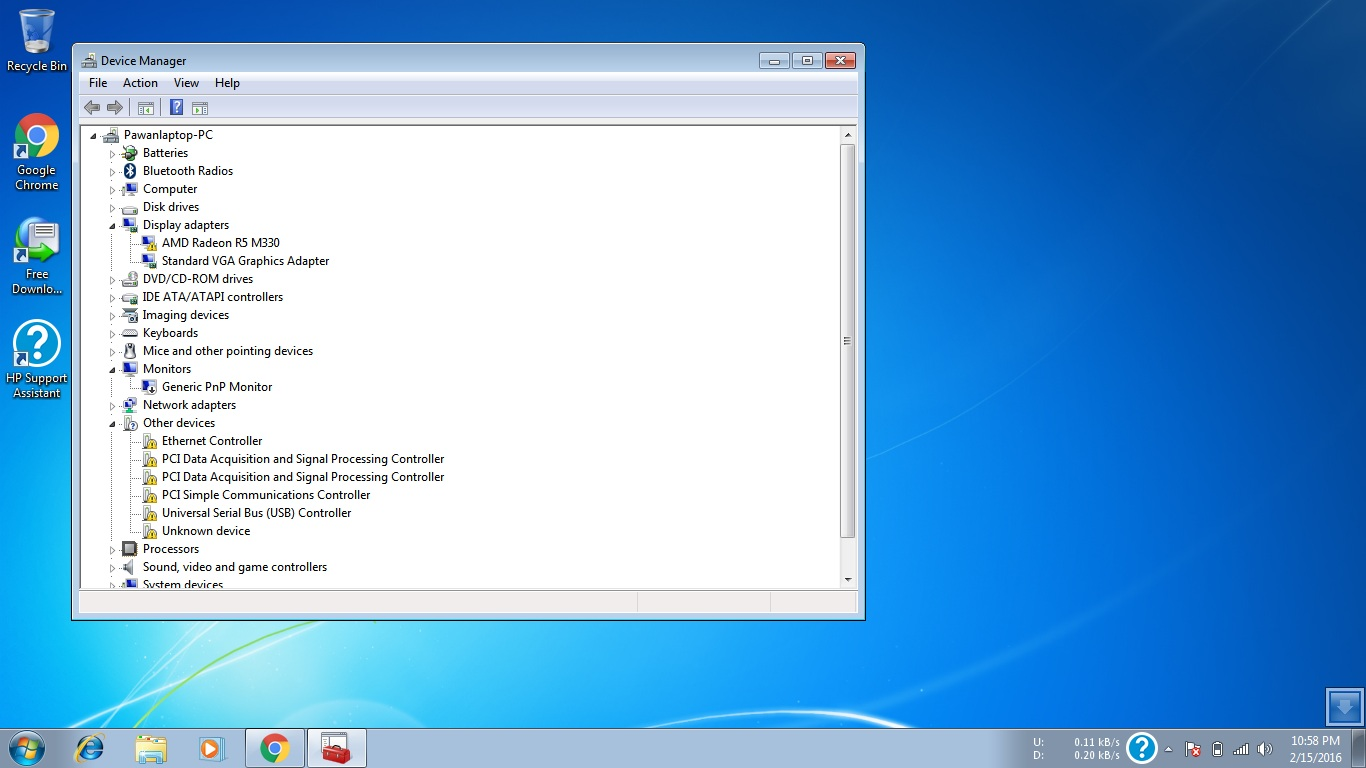 Amd Radeon R5 m330 graphics card driver issue - Page 2 - HP Support