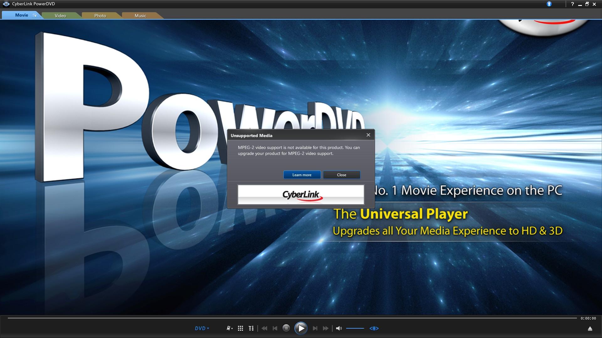 cyberlink powerdvd windows 10 download