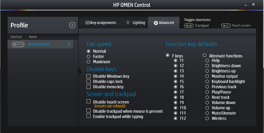 HP Omen Laptop's fan is so noisy - Page 4 - HP Support Community