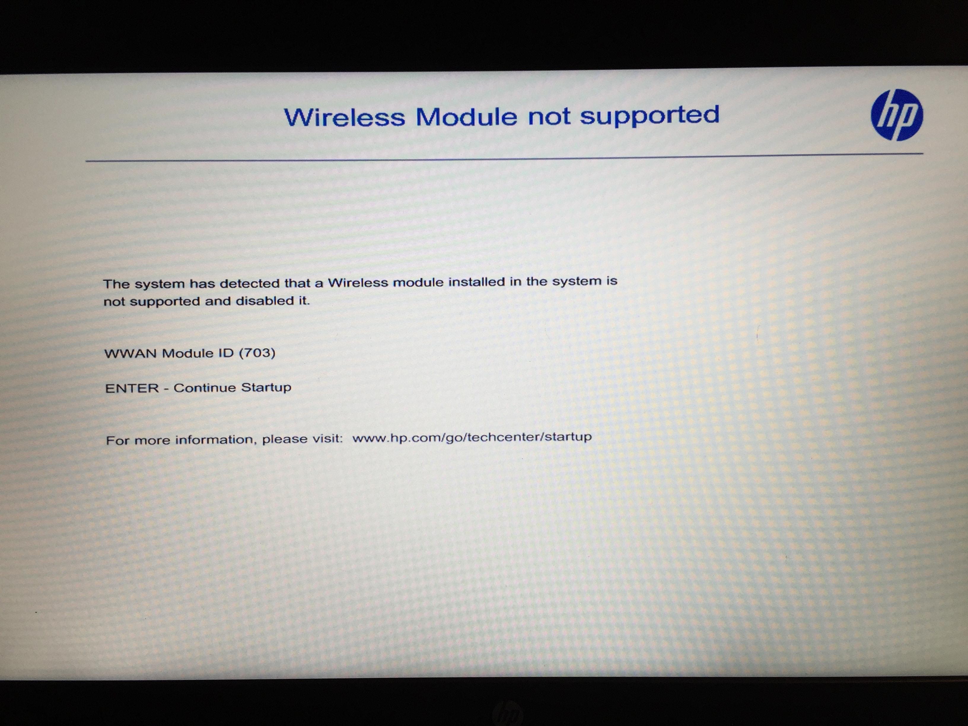 HP EliteBook 8440w Mobile Workstation Qualcomm Mobile Broadband Drivers PC