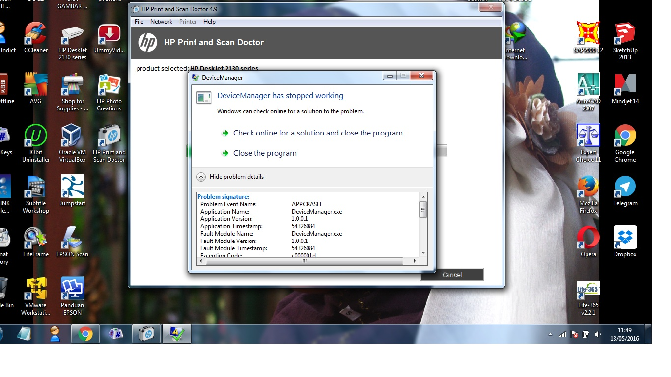 Hp 2135 Driver My Social Network Printer Deskjet