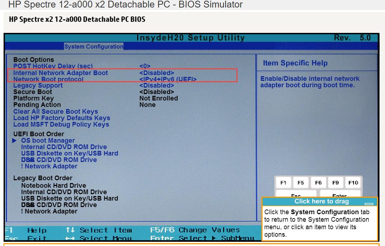 spectre x2 net boot1.png