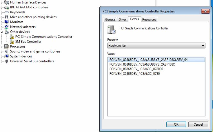 PCI VEN 8086 DEV 24C5 SUBSYS AUDIO DRIVER