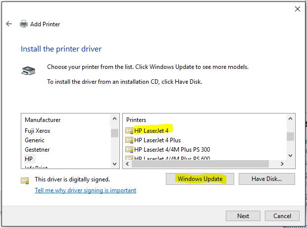 Hp laserjet 4 driver download drivers & software.