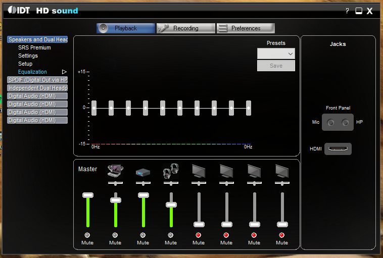 idt high definition audio codec pour windows 7