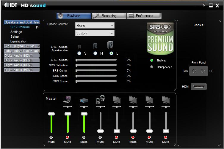 audio soundtreiber