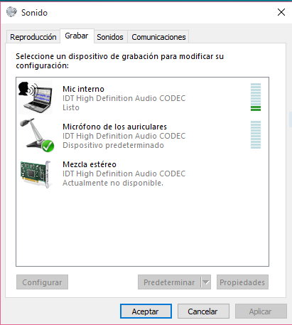 Drivers for Compaq 620 Notebook IDT HD Audio
