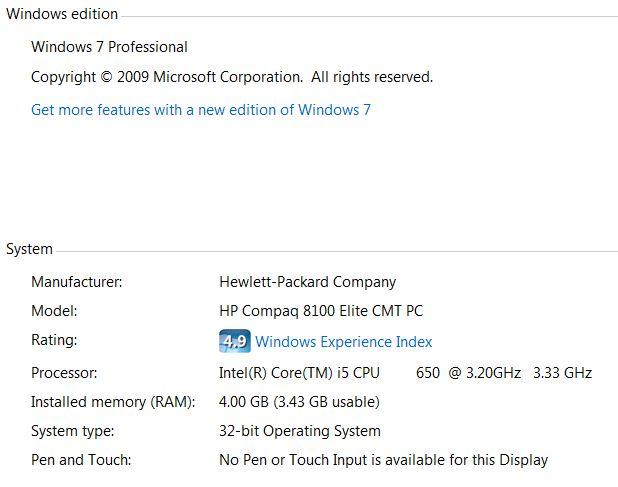 BIOS: Installing Nvidia Quadro NVS 290 Graphic Card on HP Co    - HP