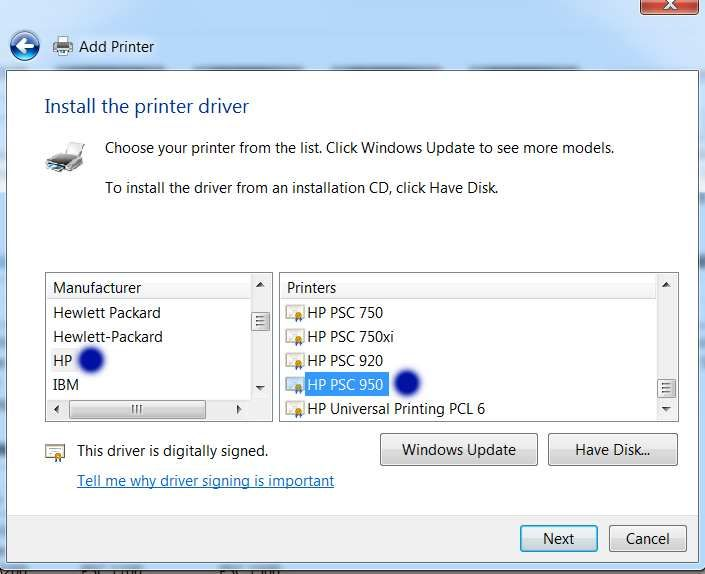 Hp (hewlett packard) psc 750xi (700) drivers download update hp.