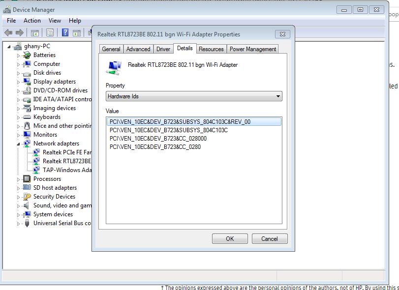 Realtek Rtl8723be Driver Windows 10 Hp - mysoft-softzone