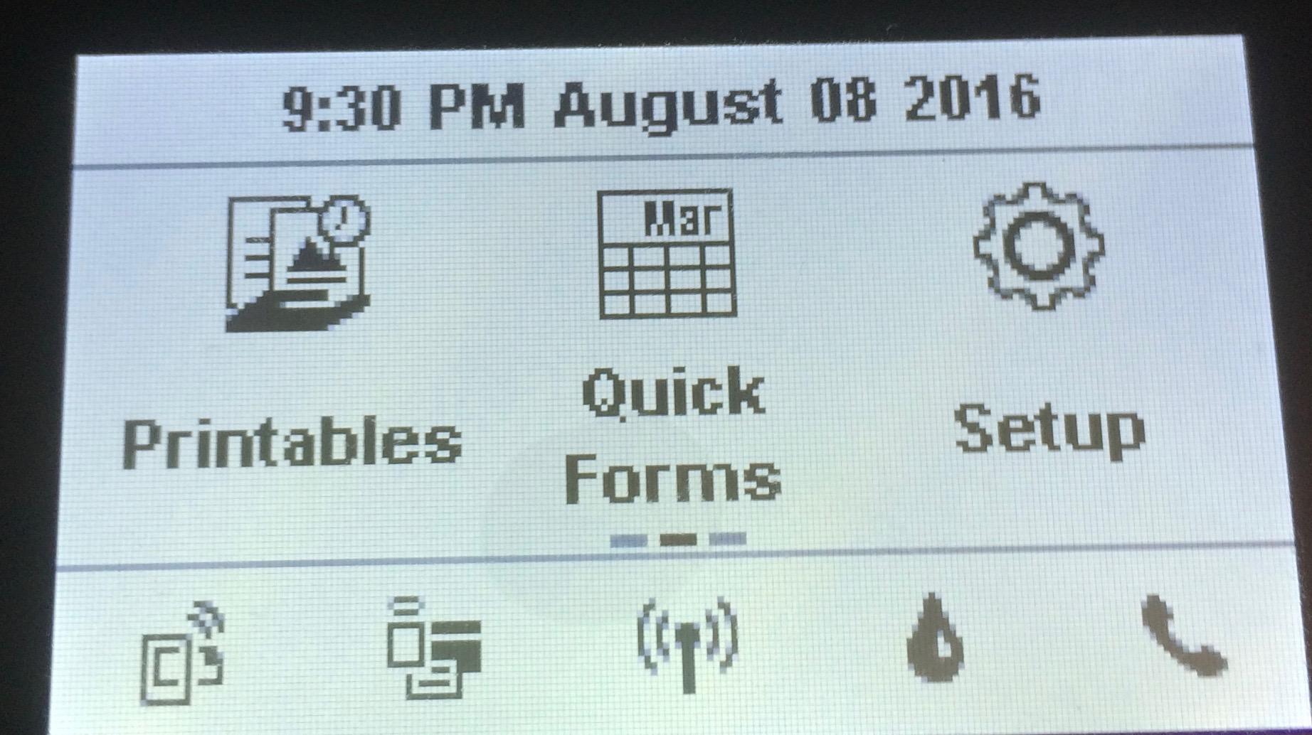 Deskjet Ink Advantage 3835 - Scan to Email - HP Support Forum - 5719746