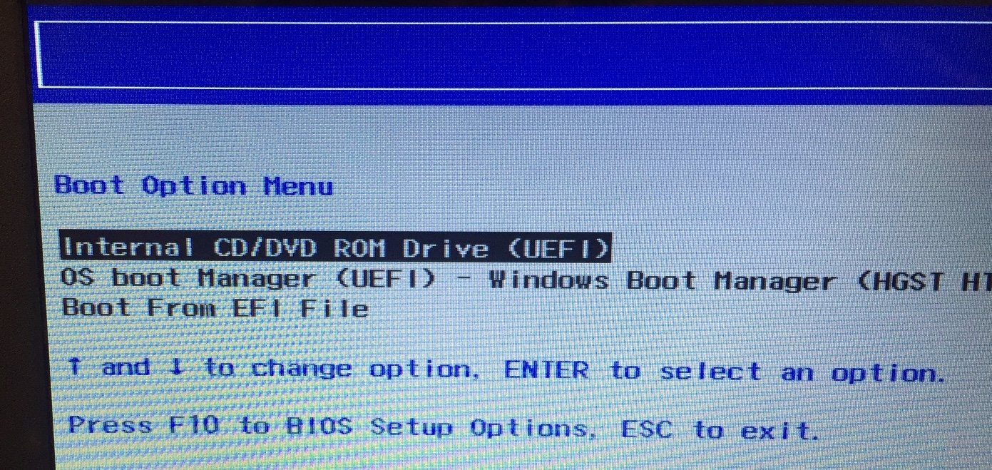 Solved: Can't boot Linux install CD - image won't authenticate - HP