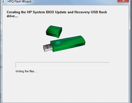 HP Notebooks HPQFlash Drivers for PC