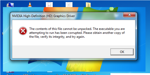 Solved: Nvidia Geforce 820M driver issue, leads to blue