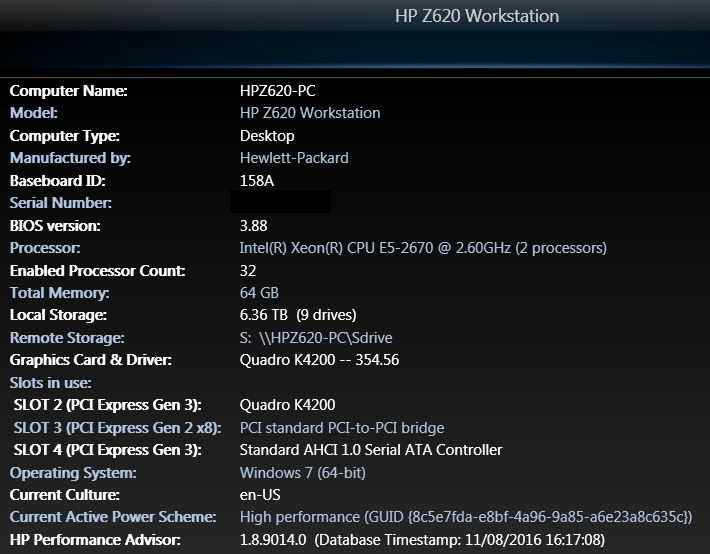 Z620 E5-2600 V2 CPU upgrade questions - HP Support Community