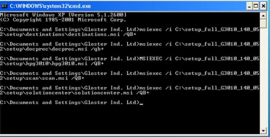 Hp Scanjet 4890 драйвер Windows 7 скачать