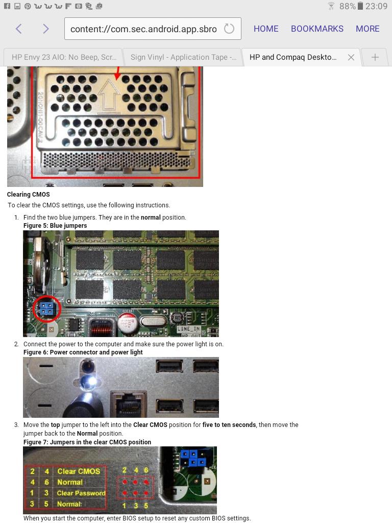 Drivers: HP ENVY 20-d011 TouchSmart Hardware Diagnostics UEFI