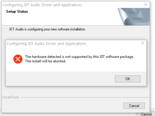 sound doesn t work on windows 10