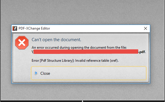 Cannot open pdf files after scanning to network folder hp support pdf exchangeg publicscrutiny Gallery