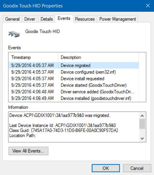 Goodix Fingerprint Driver Asus