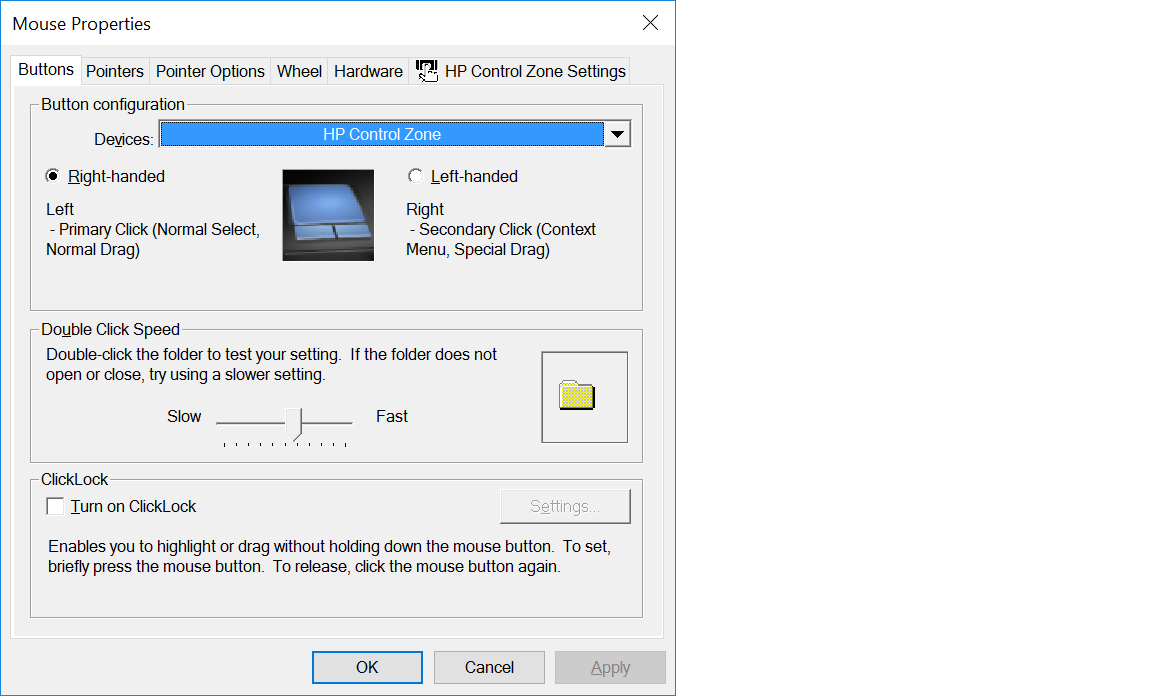 Solved: Erratic cursor on touchpad - HP Support Community
