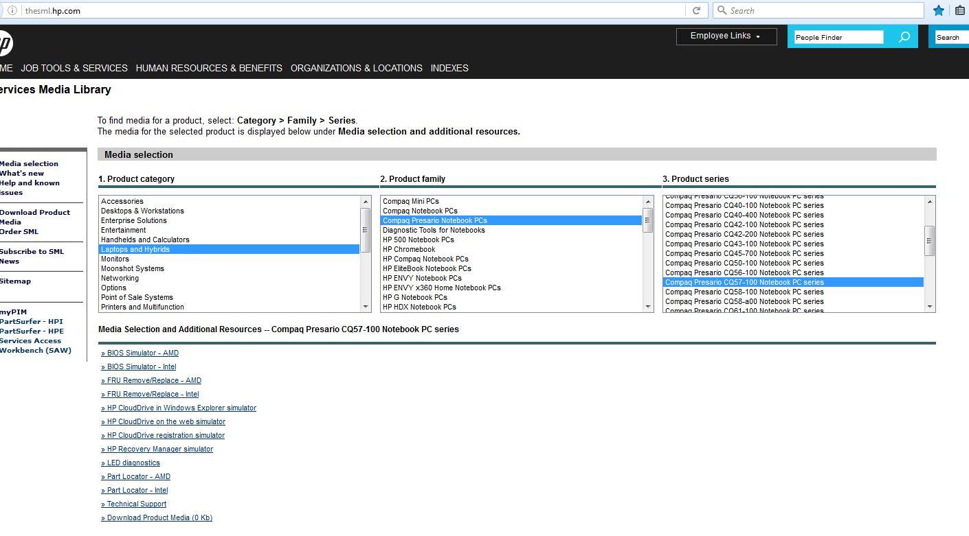 Compaq presario CQ57 key board few keys not working due to w