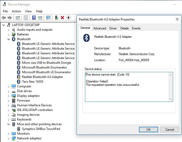 Direct link) download plugable usb-bt4le bluetooth 4. 0 driver.
