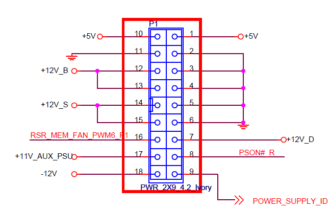 Computer Power Supply Pin Diagram On Off - Wiring Diagram •