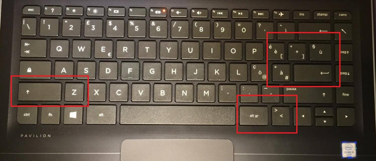 Solved Problem On Greaterless Than Sign Key Hp Support Forum