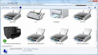Solved: need windows 10 driver for hp photosmart 7660 printer.
