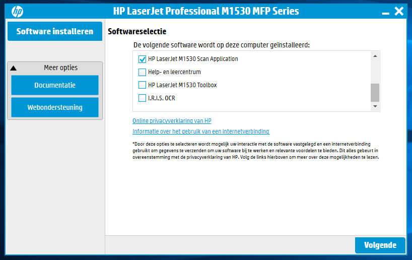 M1530 SCAN DRIVER
