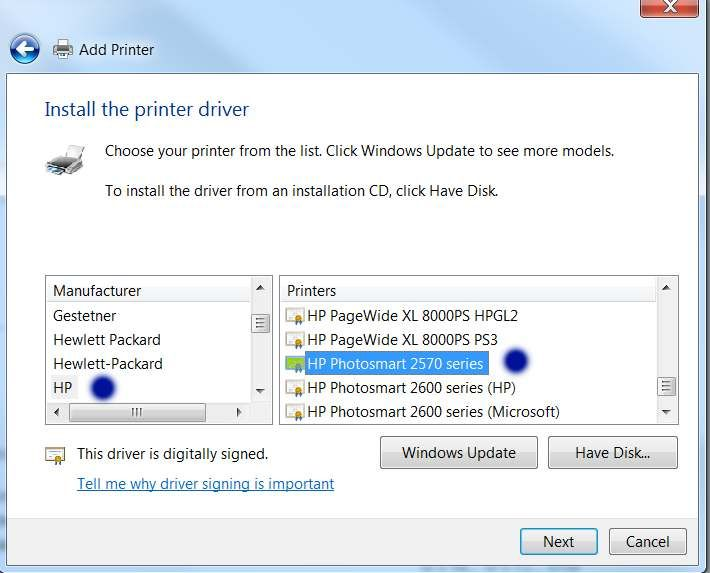 Hp photosmart 2575 printer driver download.