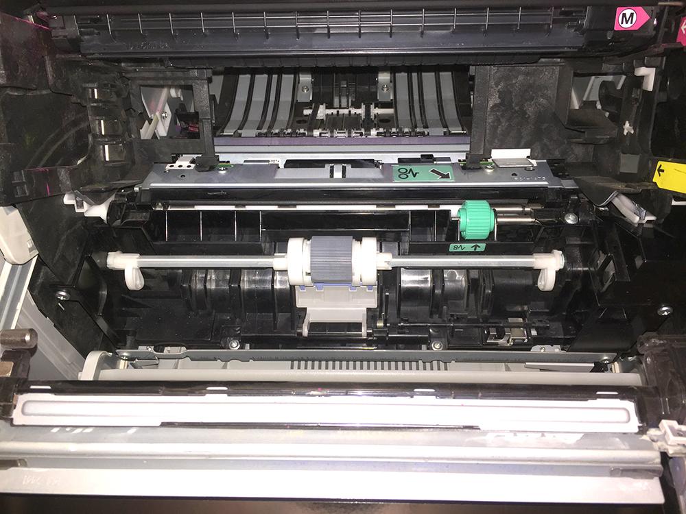 hp color laserjet 3500 3700 printer service repair manual