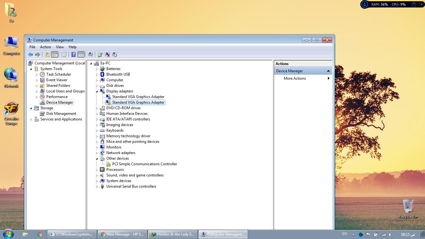 driver de video para windows 7 32 bits universal