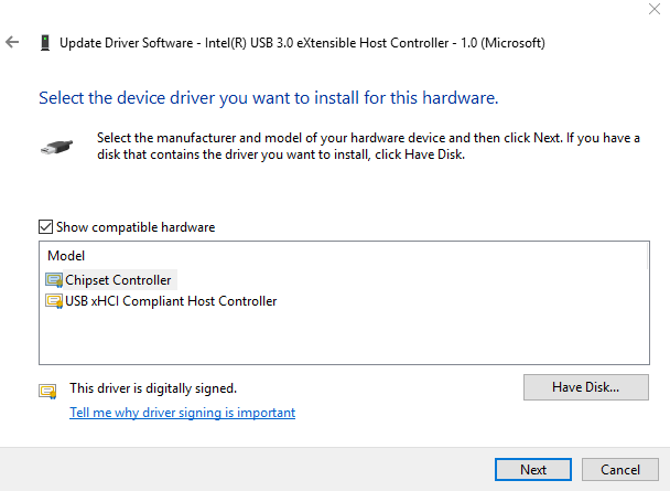 Solved: Fix for Unknown USB Device (Device Descriptor Request Failed