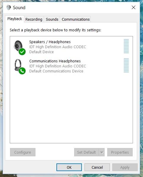 HP ENVY 23-d001cn TouchSmart IDT HD Audio Windows 8