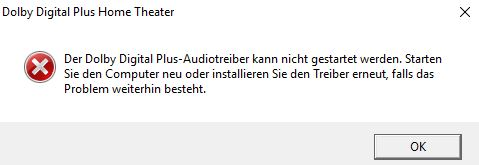 Dolby Digital Plus Driver please - HP Support Community - 6002710