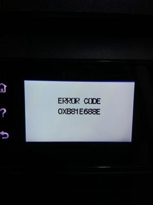 עדכון מעודכן Unable to update firmware on HP Deskjet Ink Advantage 4675 a VZ-65