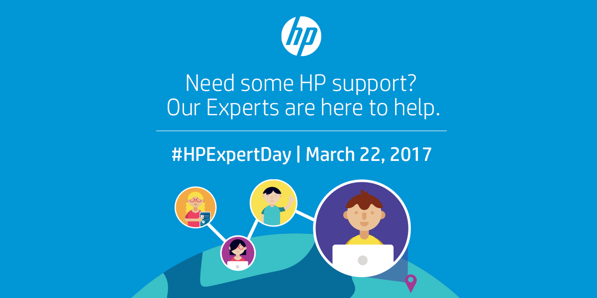 Announcing the next #HPExpertDay: March 22, 2017