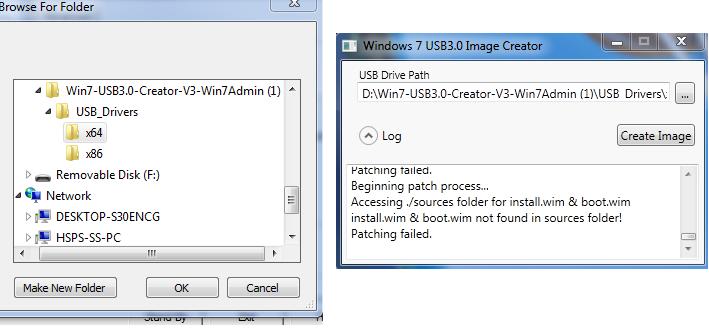 windows 7 to usb software