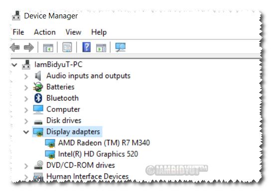 amd r7 m360 drivers windows 10