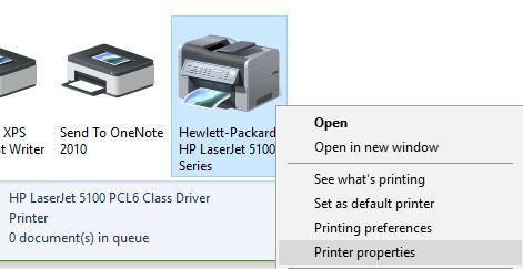 Hp laserjet 5100 printer reconditioned refurbexperts.