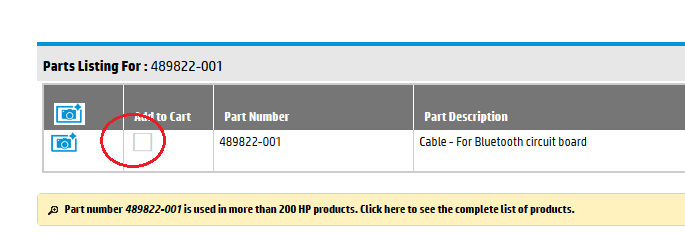 Hp Parts Store >> Trouble Finding Parts To Install Bluetooth On Pavilion Dv6 1 Hp
