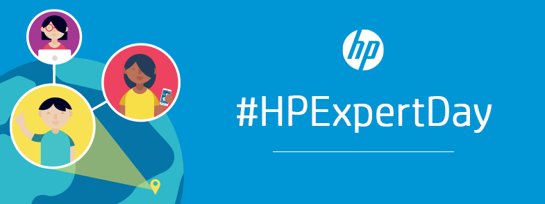And that's a wrap for the first #HPExpertDay of 2017!