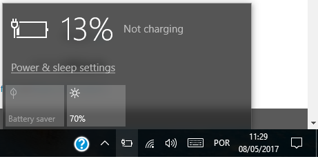 plugged in not charging.png