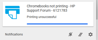 Chromebooks not printing - HP Support Community - 6121783