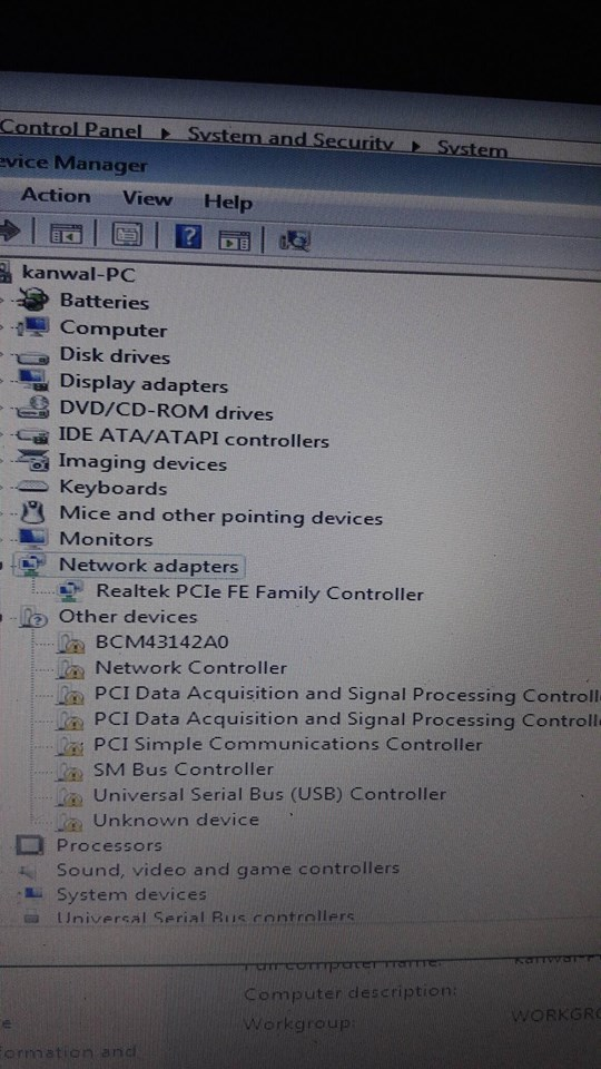 bluetooth wifi drivers for windows 7 64 bit for hp - HP