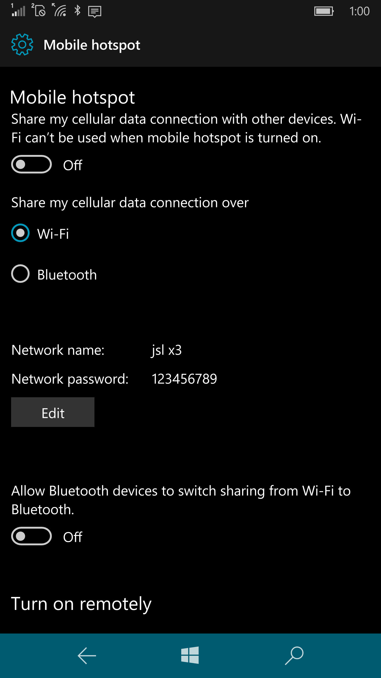 Mobile hotspot not working - HP Support Community - 6131488
