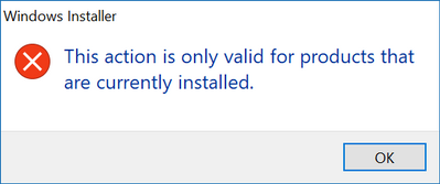 Solved: Can't uninstall Basic Device Software or any other